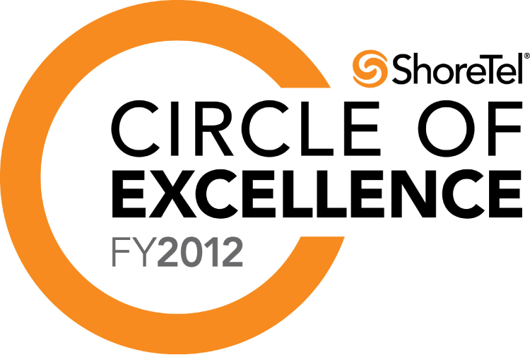 shoretel circle of excellence 2012