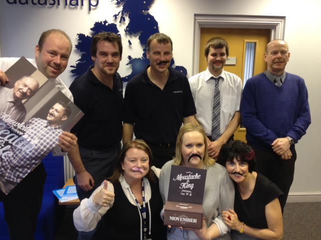 Movember Final 2012