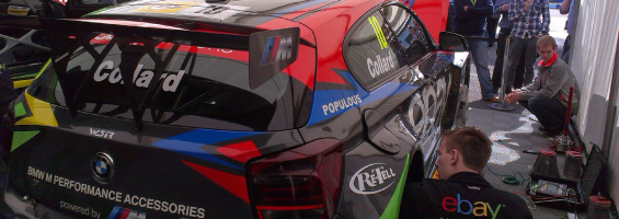 BTCC Races Retell 2014