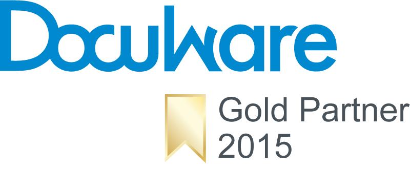 Docuware gold partner