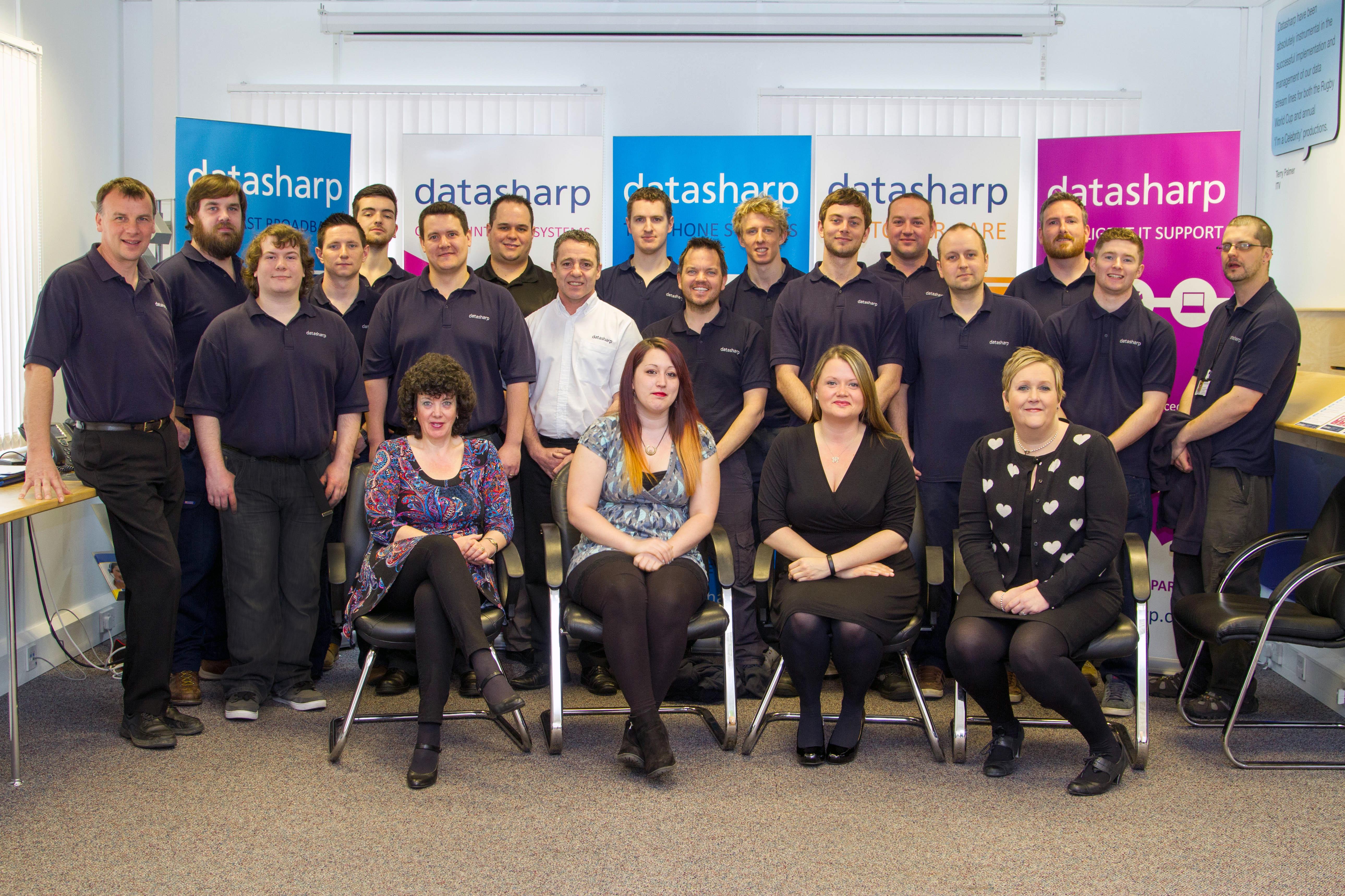 Datasharp Support Team