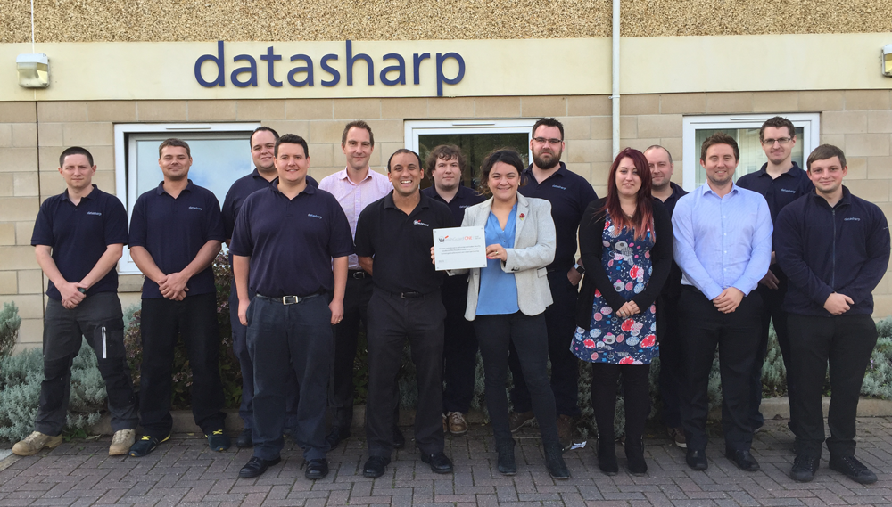 Datasharp WatchGuard Gold Partner