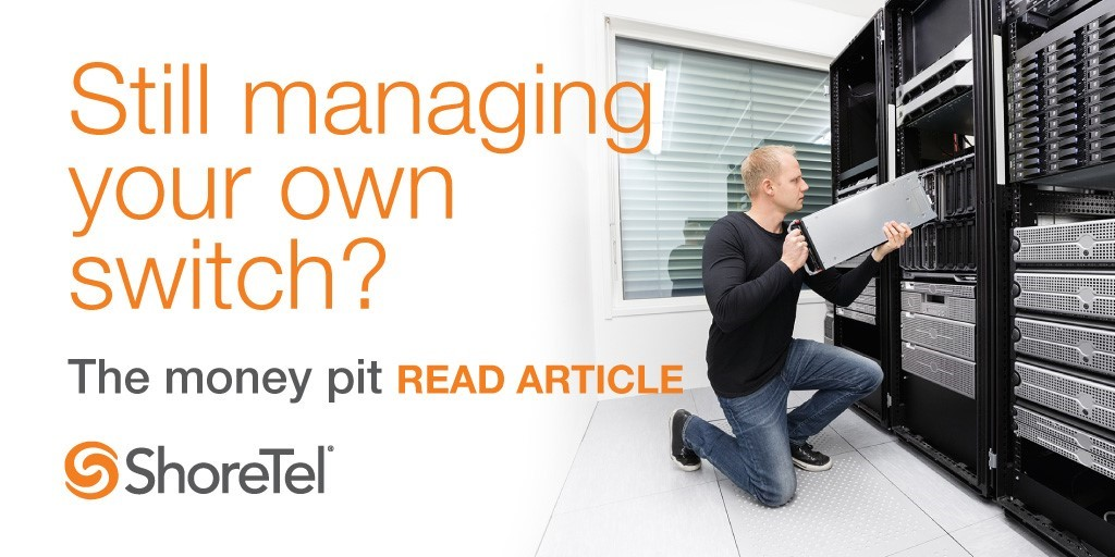Still managing your own switch - cloud communications