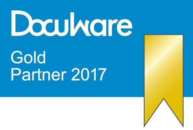 DocuWare Gold Partner 2017
