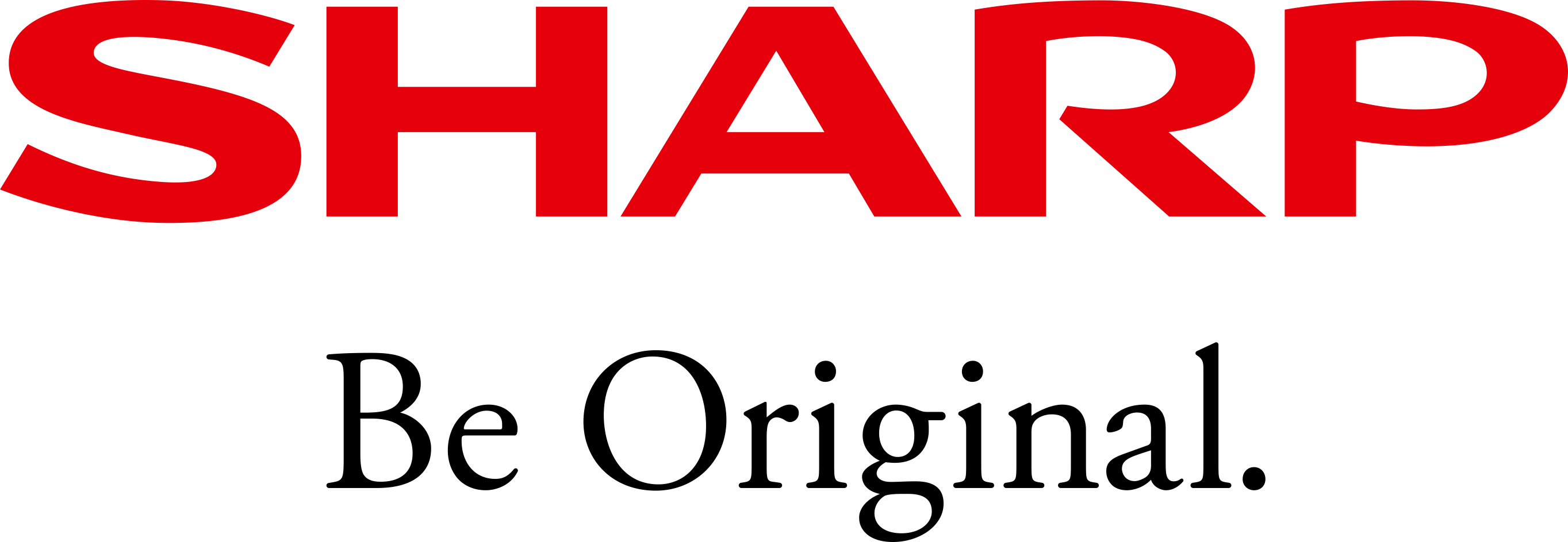 Sharp be original