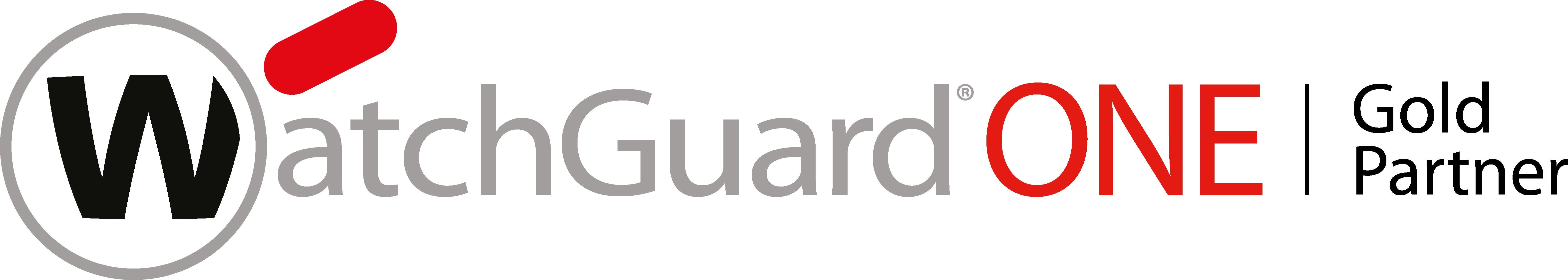 WatchGuardONE-Gold-logo
